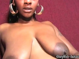 Betty boo-pussy got soaked by seeing the rod shove throughout the gloryhole