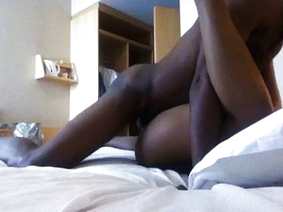 CONGOLESE Gal Receive Fucked