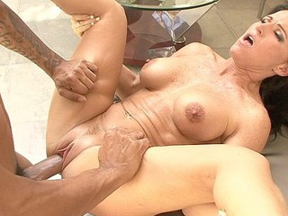 Kendra Secrets is a hawt mother I'd like to fuck who's been luring in juvenile hard bodied studs to fuck her silly.  This Honey receives some other notch in her belt when this swarthy stud takes her from behind and slams her so hard that this honey can barely see straight, then gives her a sticky creampie filling.