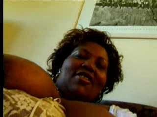 Dark BBW Granny Slobs and Copulates BWC