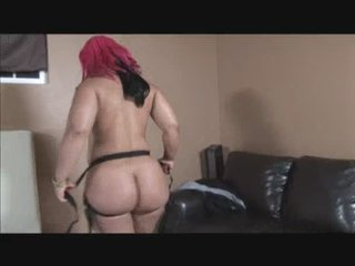 Pinky XXX vs Cherokee d Ass!!!