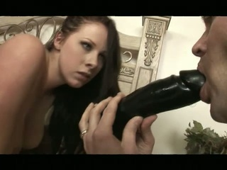 Gianna michaels bonks darksome rod in front of worthless husband